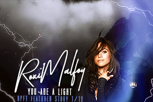 You Are a Light award